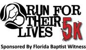 Run For Their Life 2009, Jacksonville