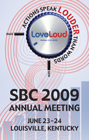 2009 SBC Annual Meeting - Louisville